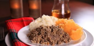 Burns Night Haggis