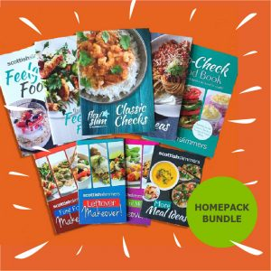 home pack bundle books