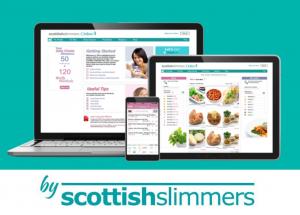 Scottish Slimmers Website and App