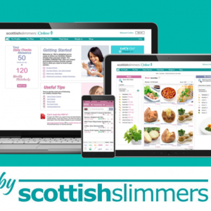 Scottish Slimmers Website and App