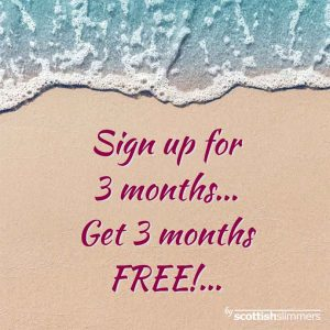 3 months and get 3 months free