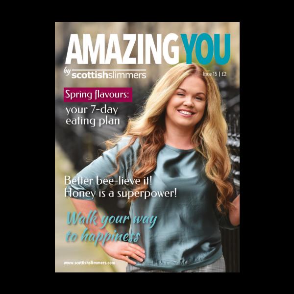 Amazing You Magazine Issue 15 Cover Image
