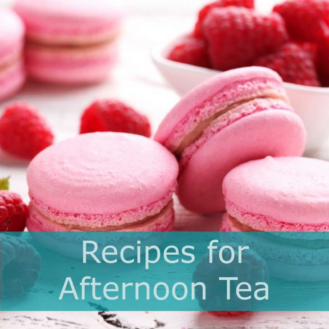 Afternoon Tea Recipes 01