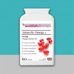 Antarctic Omega 3 By Scottish Slimmers