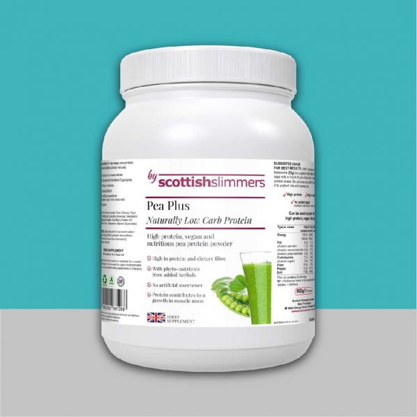 Pea Plus By Scottish Slimmers