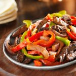 Mexican Steak Strips